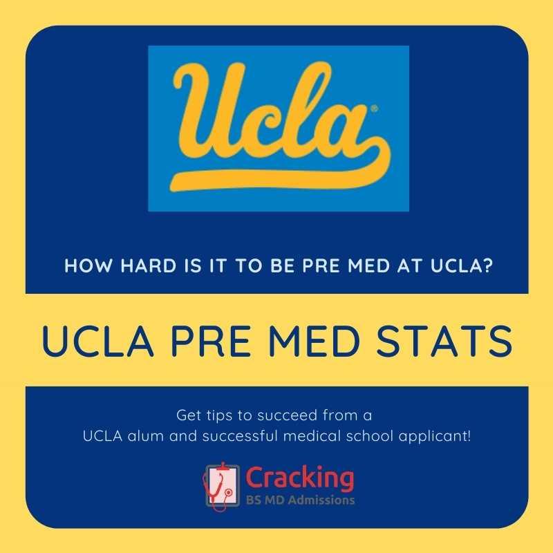 UCLA pre med